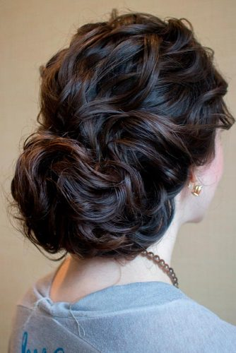 Amazing Updos Christmas Hairstyles picture 3