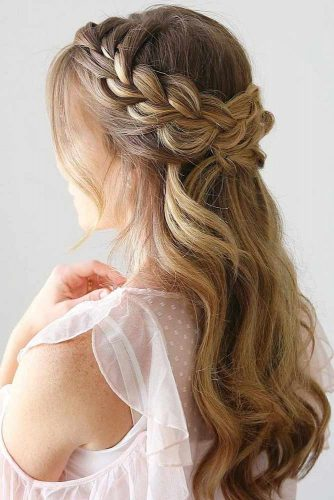 Half Up Braided Hairstyles picture3