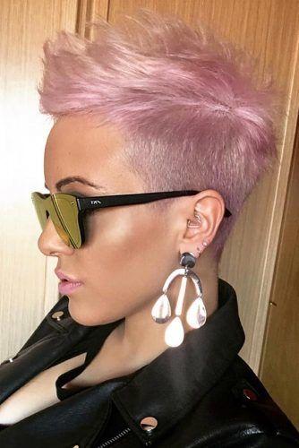 Pixie Hair Cut For Thin Hair #pixiecut #haircuts