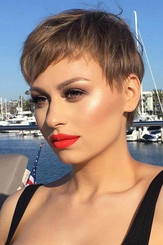 Pixies That Are Perfect For Travelling #pixiecut #haircuts