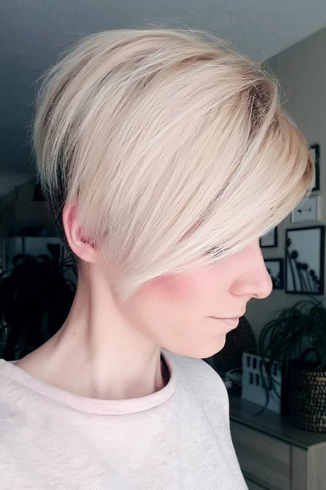 The Best Mom Pixie Cuts #pixiecut #haircuts