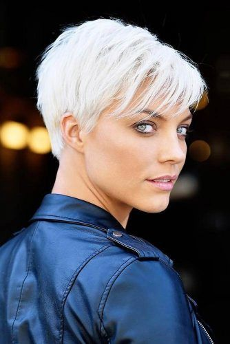 Such A Huge Variety Of Pixie Hairstyles #pixiecut #haircuts