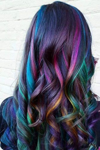 Fantastic Rainbow Hair picture 2