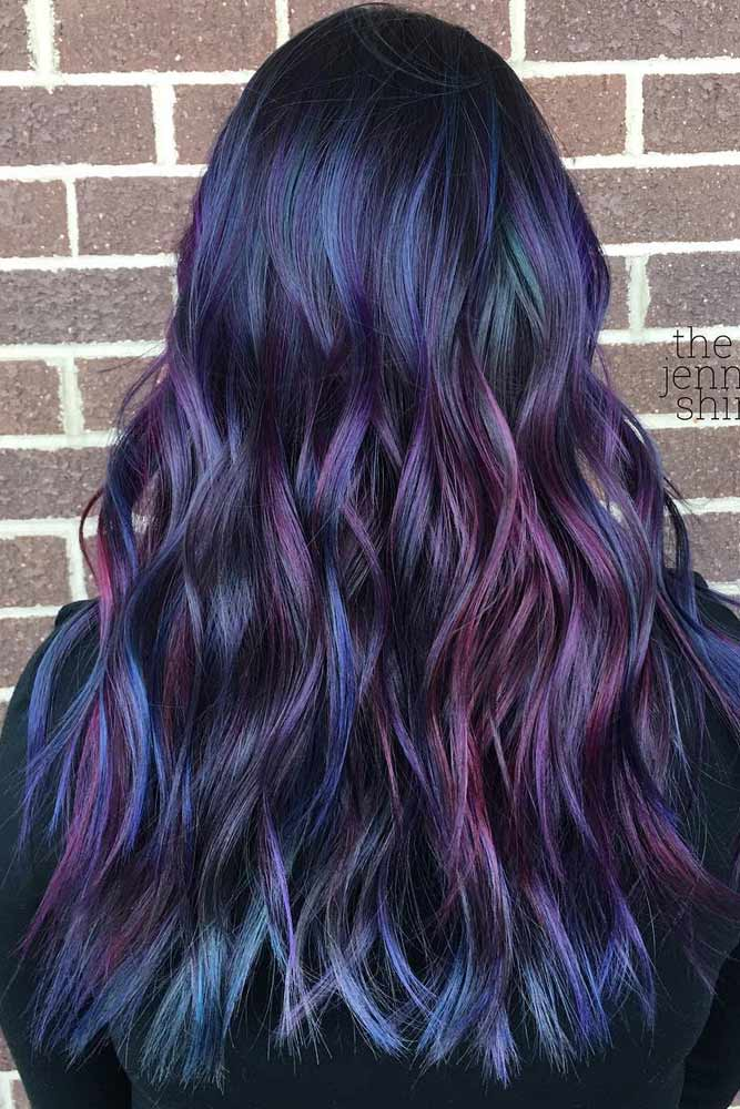 Trendy Rainbow Hair Colors picture 2