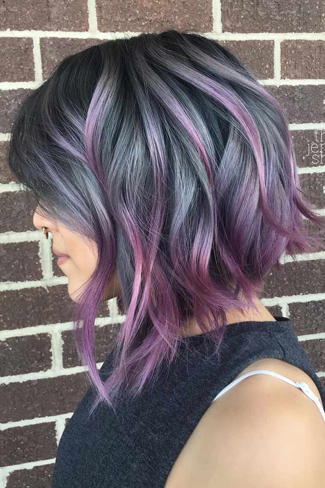 Trendy Rainbow Hair Colors picture 3