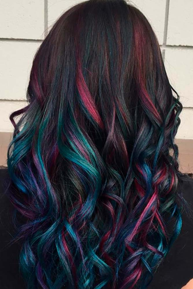 Colorful Locs for Upgrade Hairstyles picture1
