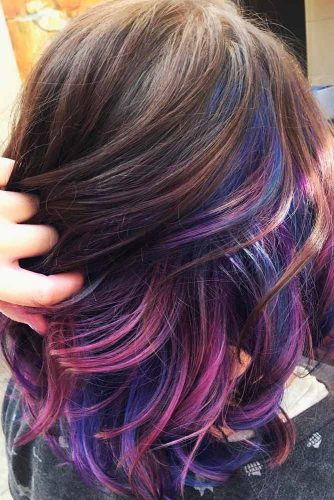Trendy Rainbow Hair Colors picture 1