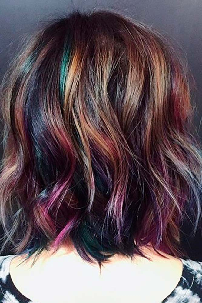 Colorful Locs for Upgrade Hairstyles picture2