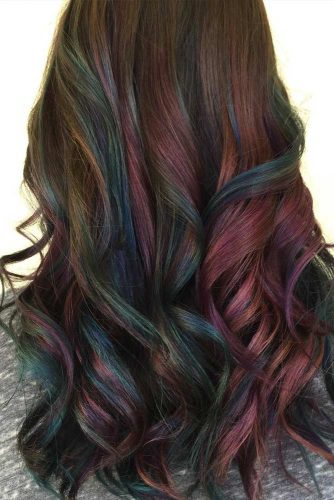 Amazing Rainbow Hair picture 1