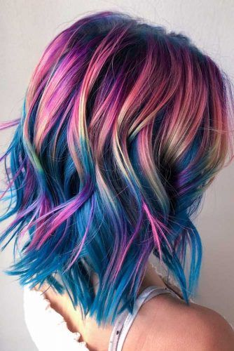 Galaxy Colored Style