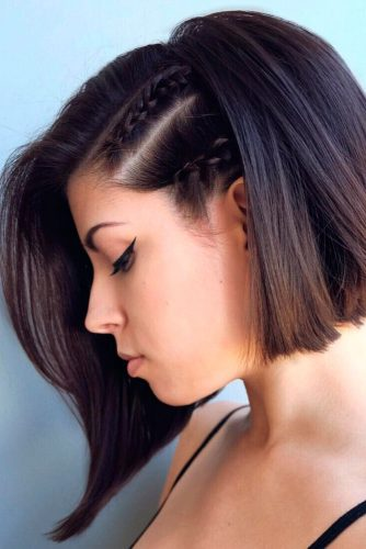 Holiday Hairstyles for Short Hair picture 1
