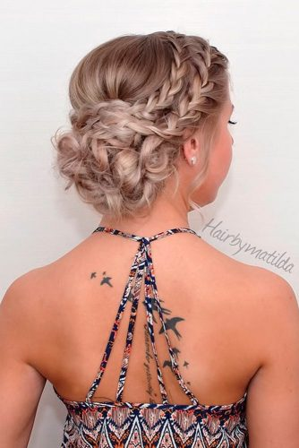 Holiday Hairstyles for Short Hair picture 2