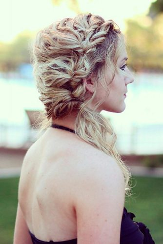 Romantic Braided Hairstyles for Holiday picture 5