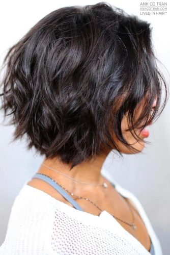 Sassy Short Layered Curls for Women