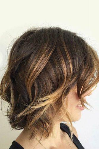 Flirty Flip Haircuts for Heart Shaped Faces