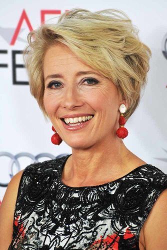 70 Stylish Short Hairstyles For Women Over 50