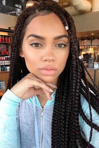 11 Simple, Yet Gorgeous, DIY Box Braids