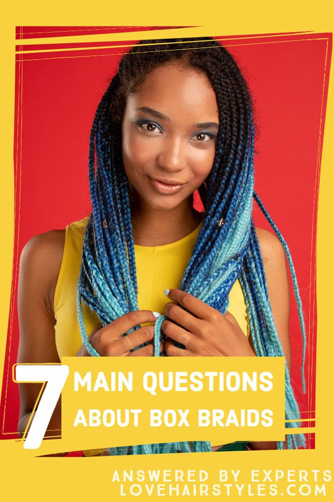 What Are Box Braids?