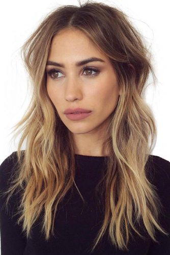Stylish and Fun Long Layered Haircuts