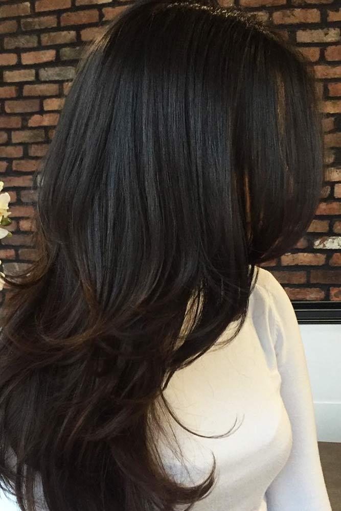 Mixed Layers #longlayeredhaircuts #layeredhaircuts #haircuts #longhair