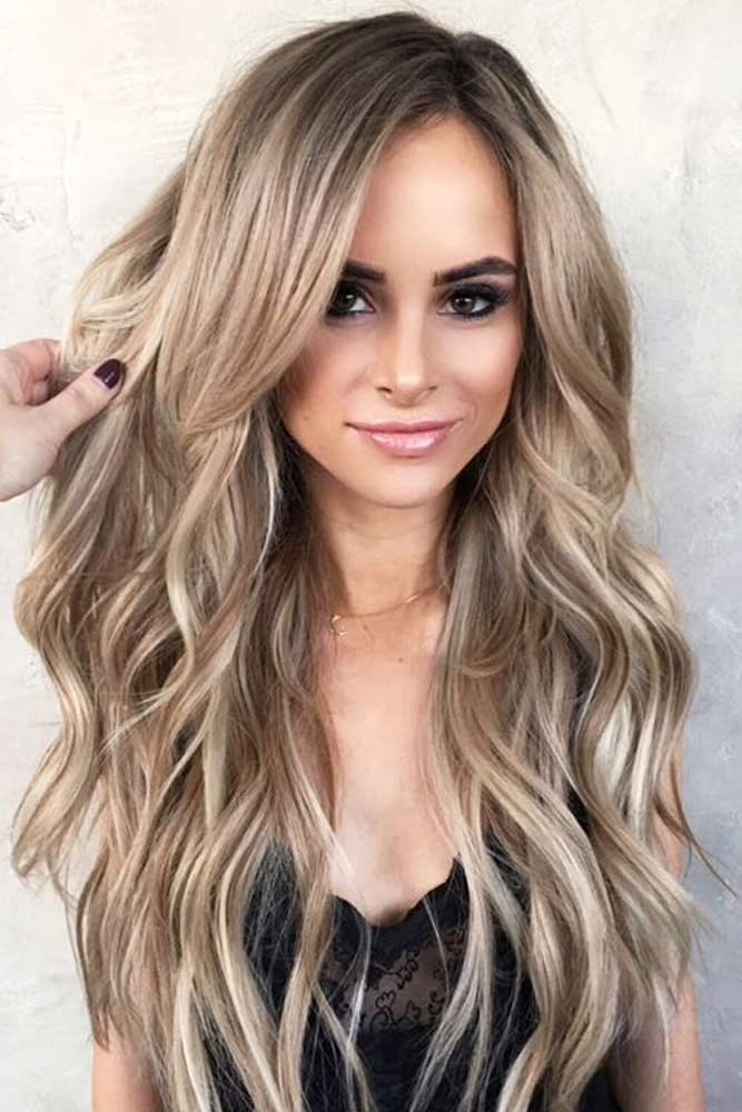 50 Long Layered Haircuts You Want To Get Now Lovehairstyles Com
