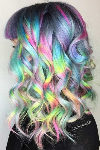 Fantastic Cotton Candy Hair picture1