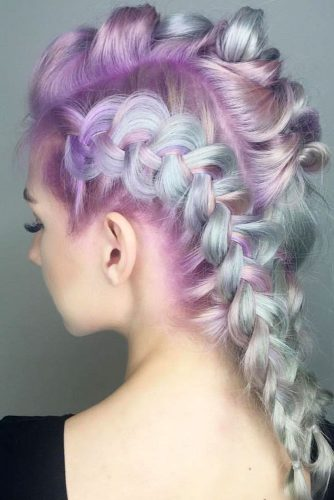 Fantastic Cotton Candy Hair picture3