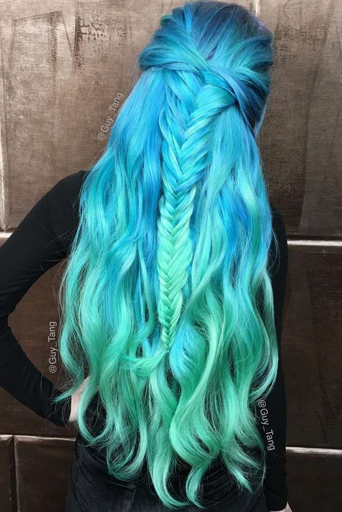 Cotton Candy Hair Ideas picture1