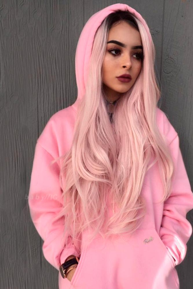 Amazing Cotton Candy Hair picture1