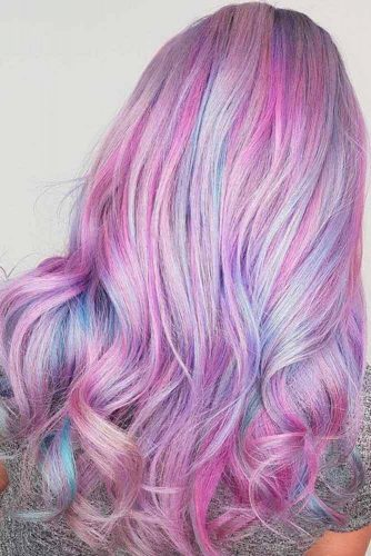 Sweet Cotton Candy Hair picture2