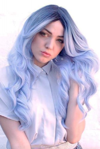 Wonderful Cotton Candy Hair Ideas picture2