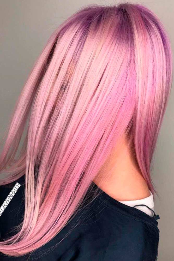 Sweet Cotton Candy Hair picture1