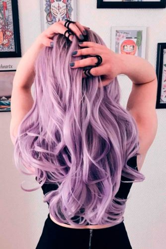 Wonderful Cotton Candy Hair Ideas picture3