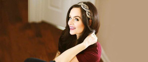15 Festive Christmas Headbands For Adults