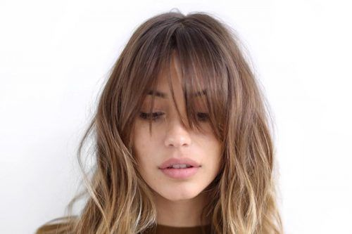 Gorgeous Haircuts For Long Faces To Flatter Your Facial Structure