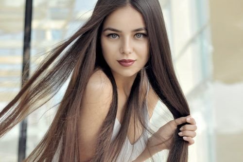 How to Get Straight Hair without Heat or Harsh Chemicals