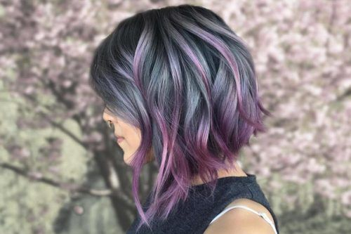 Rainbow Hair Ideas for Brunette Girls — No Bleach Required