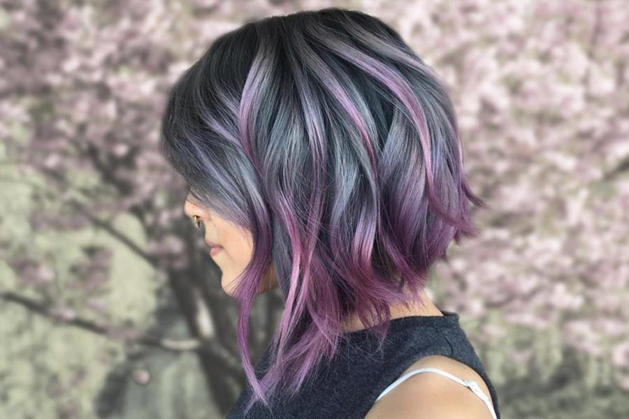 55 Fabulous Rainbow Hair Color Ideas