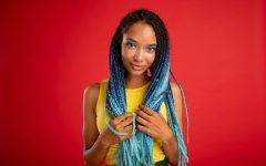Simple, Yet Gorgeous, DIY Box Braids