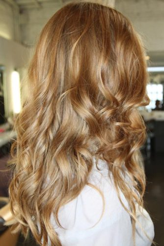 Dark Caramel Hair Color picture3