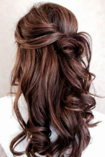 Hair Color Caramel Brown picture2