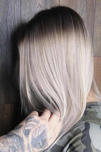 Hair Color – Ash Blonde picture1