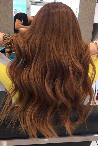 Hair Color – Dark Amber picture3