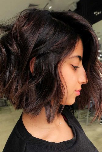Hair Color - Dark Golden Brown Hair Ends #brunette #brownhair