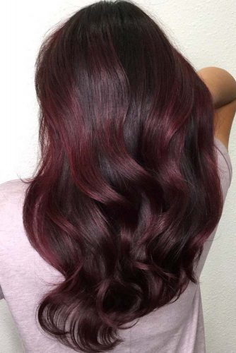 Hair Color - Dark Red picture2
