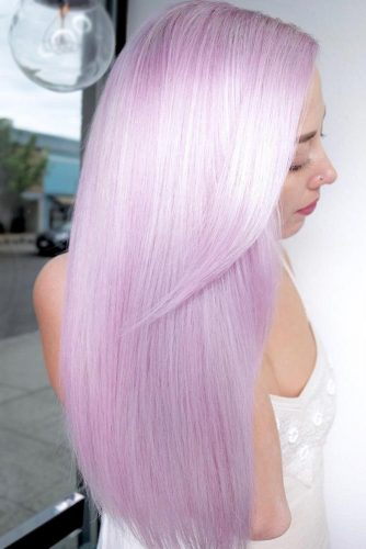 Hair Color - Pastel Pink Light #pinkhair