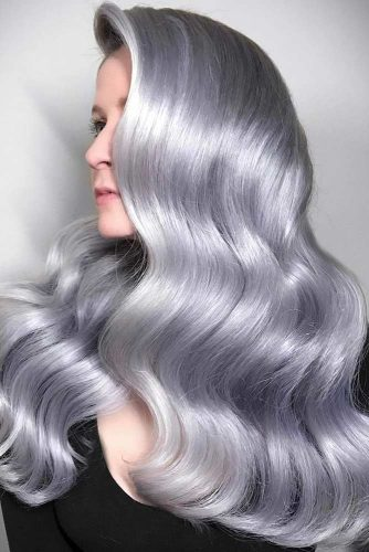 Hair Color – Silver picture3