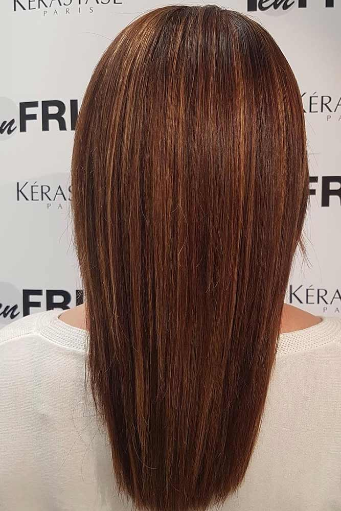 Hair Color – Dark Amber picture2