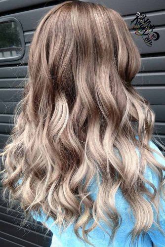 Hair Color - Smokey Blonde Hair picture3