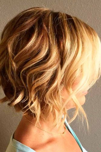Bob with Balayage Hairstyles picture2